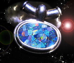 HAUNTED NECKLACE VESSEL OF LIGHT YOU BECOME THE MOST MIGHTY SECRET OOAK MAGICK  - $8,937.77
