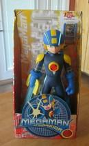 """Megaman NT Warrior with Battlechip (10"""", Mattel) - NEW - $29.69"""