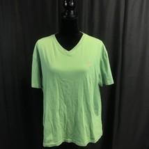 POLO by RALPH LAUREN mens t shirt L tshirt basic v neck - $14.33
