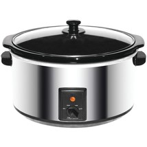Brentwood Appliances SC-170S 8-Quart Stainless Steel Slow Cooker - $78.10