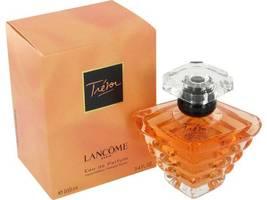 Lancome Tresor 3.4 Oz Eau De Parfum Spray - $89.78