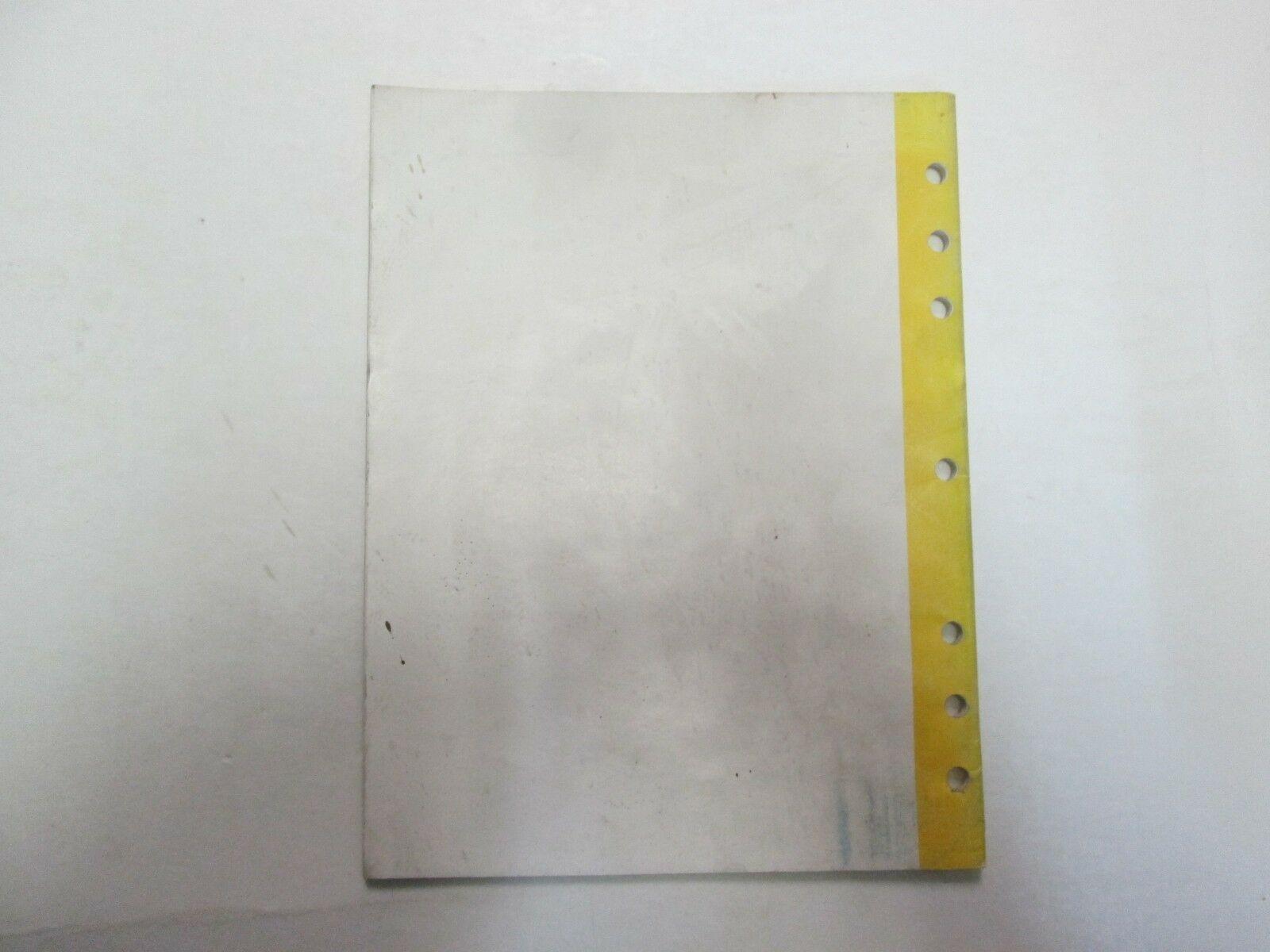 1990 Suzuki A.T.V. Motorcycle L Models Wiring Diagram Manual Factory OEM *** image 4