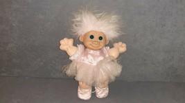 "Russ Troll Doll: Ballerina 11"" - $14.00"