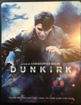 Dunkirk Limited Edition Steelbook [Blu-ray + DVD]