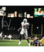 Vince Young signed Texas Longhorns Rose Bowl 8x10 Photo imperfect- Becke... - $49.95