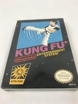 Kung Fu Nintendo Divertissement Système Nes, Resealed en Boîte avec Hangtag - $89.77