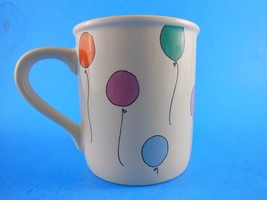 Vintage Hallmark Hug Mug Coffee Mug Have an UP kind of Day Koala with Balloons - $9.89