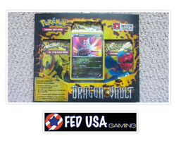 Pokemon Dragon Vault Blister Pack Latias Promo, 3 Booster Packs Pokemon TCG - $26.99