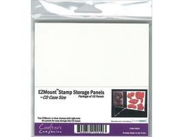EZMount Stamp Storage Panels, CD Case Size