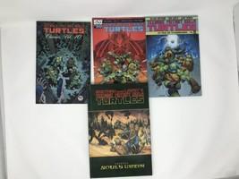 Lot of 4 TMNT Teenage Mutant Ninja Turtles TPB Eastman Soul's Winter - $49.50