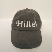 OSU Hillel Star Of David Baseball Cap Hat Leather Strap Back by Adams Cool-Crown - $20.49