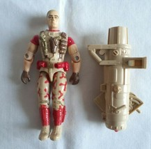 G.I. JOE ARAH Duke Action Figure Series 11 1992 Hasbro Vintage w Cannon - $12.01