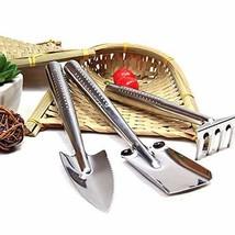 VGoodall Garden Tools Set, 3pcs Mini Gardening Kit Includes Trowel Trans... - $7.19