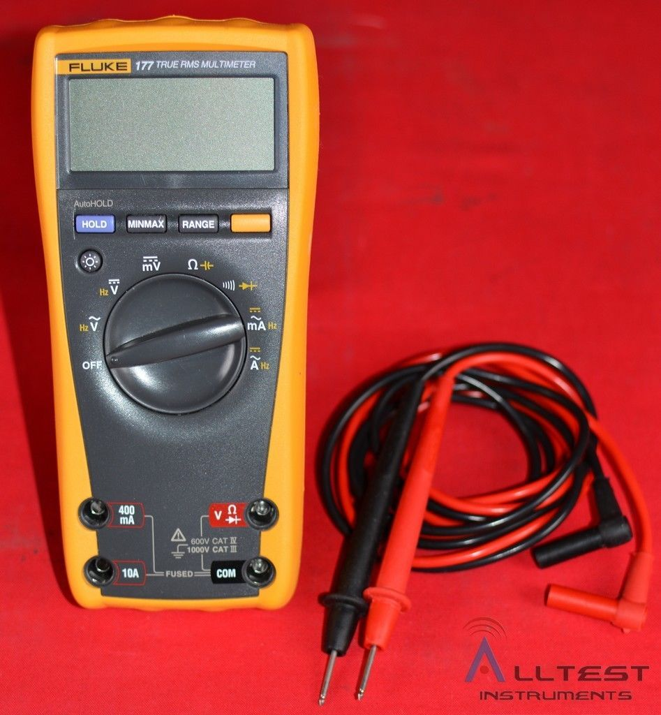 Fluke 177 True Rms Multimeter and 50 similar items