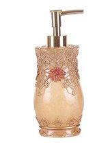 Elegant Resin Soap Dispenser Lotion Bottle [Lace] - £16.91 GBP