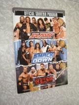 WWE Program WWF Wrestling RAW SmackDown ECW Edge Lita Batista John Cena ... - $28.99