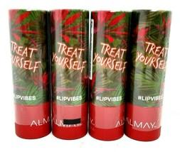 Lot Of 4 - Almay Lip Vibes Lipstick #170 Treat Yourself - $16.14