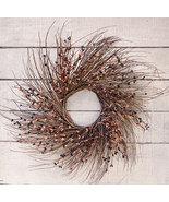 "16"" Primitive Mix Pip & Twig Wreath - $42.99"