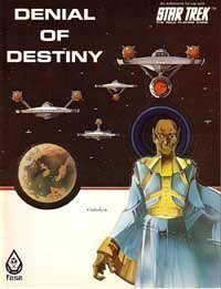 Denial Of Destiny (Star Trek RPG) [Paperback] [Jan 01, 1983] Andrew Hooper