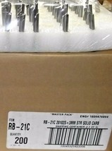 Vermont American 3mm Straight Carbide Router Bit 6mm Shank RB-21C USA - $4.95