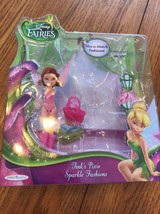 Disney Fairies Tink's Pixie Sparkle Fashions Only Two Pieces Left! Ships N 24h - $5.92