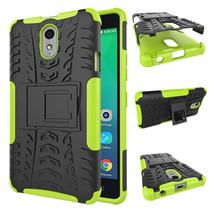 Duty Protection Rugged Dual Layer Hybrid Shockproof Case For Lenovo P1M ... - $100,87 MXN