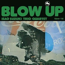 FREE SHIP TBM ISAO SUZUKI BLOW UP 180g 45rpm JAPAN DOUBLE VINYL RECORD F... - $108.80