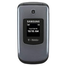Samsung T139 T Mobile with Camera, Bluetooth and Speakerphone - Gray - $261.22 CAD