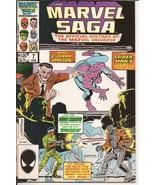Marvel Saga #7 J Jonah Jameson Spider-Man Rhodey Iron Man  Ant-Man - $2.95