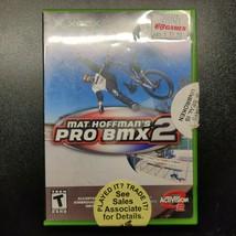 Mat Hoffman's Pro BMX 2 (Microsoft Xbox, 2002) - $7.99