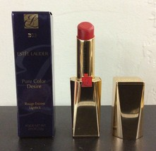 Estee Lauder Pure Color Desire Lipstick No. 305 Don't Stop *SWATCHED ONCE - $22.75