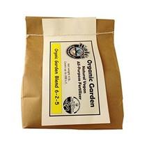 Walt's Organic Garden Blend 6-2-5 Natural Vegan All-Purpose Fertilizer 10 LB