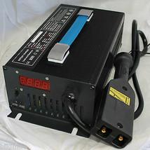 Neu 36 Volt Batterieladegerät Golf Rolle 18 Amps 36V Ladegerät m. / Powe... - $286.15