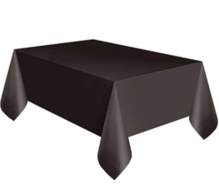 Oriental Trading Company, Inc. - Black Table Cover - - $6.78
