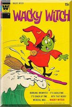 Wacky Witch #7 (1972) *Bronze Age / Whitman Comics / King Dingaling* - $3.00