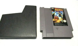 Back to the Future (Nintendo Entertainment System, 1989) - $10.79