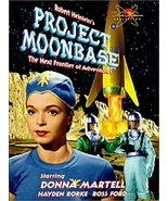 Project Moonbase (1953) DVD - $7.95