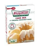 Betty Crocker ~ Krispy Kreme Doughnuts Cake Mix – Choice Yours! - $25.00