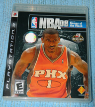 NBA 08 Featuring Games of the Week / Sony Playstation 3 / with Case and ... - $8.56