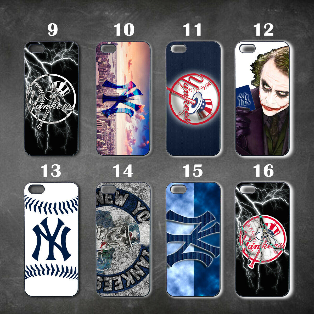 New York Yankees Galaxy S10 case S10E S10 plus case cover LG V40 ThinQ