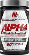 Ntel Alphazine alph4zine natural, gains recovery - $45.00
