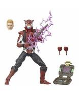 Power Rangers Lightning Collection 6-Inch Beast Morphers Cybervillain Bl... - $26.32