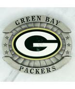 Siskiyou Multicolor NFL 1994 Green Bay Packers Belt Buckle Fits belt up ... - $29.02