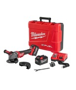 Angle Grinder Kit with 2 Piece 9.0 AH Batteries and Rapid Charger 18 Vol... - $520.99