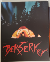 Berserker - Vinegar Syndrome [Blu-ray + DVD] - $49.95