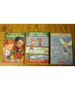 Lot of 3 Scholastic Books - Christmas and Winter Themed Books - Like New - $3.16