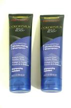 2 Revlon Colorsilk Bold Black Colorstay Moisturizing Shampoo - 8.45 fl. ... - $16.19