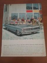 Vintage 1964 Pontiac Life Magazine Ad - $9.95