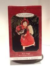 Hallmark Keepsake - Rose Angel, Language of Flowers #4 - 1999 - QX6289 -... - $3.95