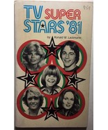TV SUPER STARS '81 by Ronald W Lackmann (1981) Weekly Reader illustrated... - $9.89